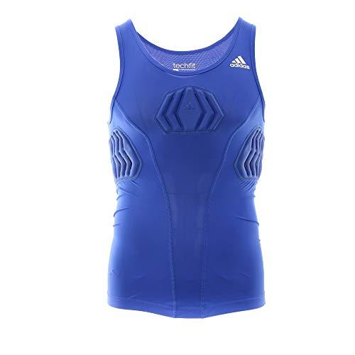 adidas Padded Tank - CE7992 - Camisetas/Top Azul Baloncesto - XXXL