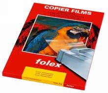folex® Kopierfolien Standard Universal X-10.0 100 Folien Art.-No. 18312660