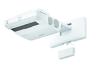 Epson 8M4690 BrightLink Pro 1460Ui LCD Projector - High Definition 1080P - White