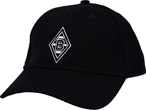 Unbekannt VFL Borussia Mönchengladbach Herren Borussia Mönchengladbach-Fohlenelf-Artikel-Fancap Classic-Einheitsgröße Cap, Mehrfarbig, One Size