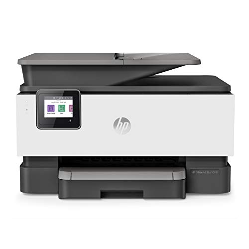 HP プリンター A4 複合機 ビジネスインクジェット 自動両面プリント対応 FAX搭載 ADF機能 無線LAN HP OfficeJet Pro 9010(型番:1KR53D0-AAAA)