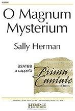 O Magnum Mysterium - SSATBB,a cappella - Sheet Music