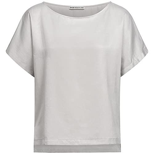 Drykorn Bluse SOMIA mit Baumwolle 34 Schwarz