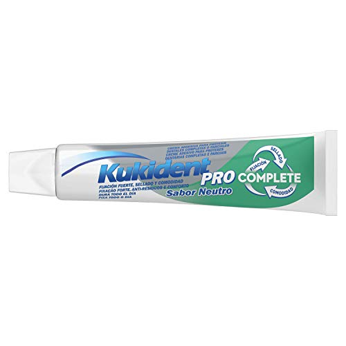 Kukident Pro Complete con sabor neutro, 70g
