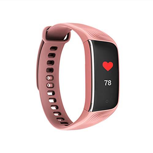 Blue Pulsera de Actividad,Fitness Tracker,Monitor de frecuencia cardíaca y sueño,Smart Watch,Contador de calorías,Monitor de oxígeno en sangre,con teléfonos iPhone Android,para hombres y mujeres