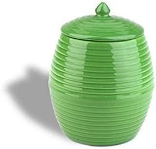 bauer pottery cookie jar