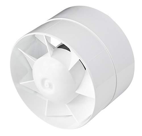 Rohr-Einschub-Ventilator Ø 100 125 150 mit Kugellager -Lüfter Badlüfter IPX4 Kanallüfter WKA-L (Ø 125)