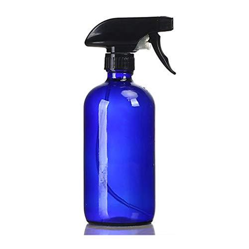 Botella de spray de 500 ml para salón de belleza, dispensador de aromaterapia, atomizador, recipiente portátil recargable para limpieza, aromaterapia, aceite esencial