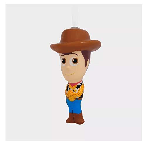 Dept 18 Disney Toy Story Sheriff Woody Decoupage Christmas Tree Ornament Decoration