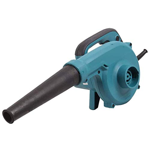 Yangangjin stofblazer mini-luchtblazer eenhandsblazer 600 W lichte kleine blazer die ook als stofzuiger voor stofverwijdering binnen en buiten kan worden gebruikt.