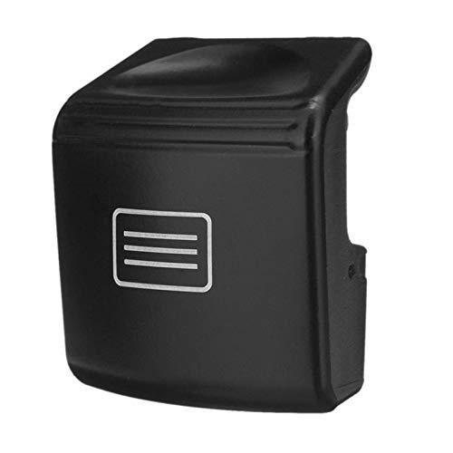Yuquanxin Botón De Interruptor De La Ventana del Sol De 1pcs Black para W204 C-Class Durable (Color : Black)