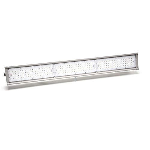 Deko-Light HIGHBAY NORMAE Plafonnier LED d'extérieur pour Sol/Mur 923 cm, 136 W, 5000 K, 90 °, IP65, foncé