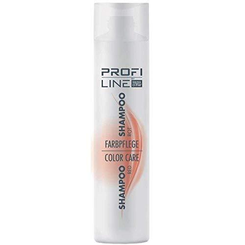 Profiline Farbpflege shampoo rot 300ml-NEU