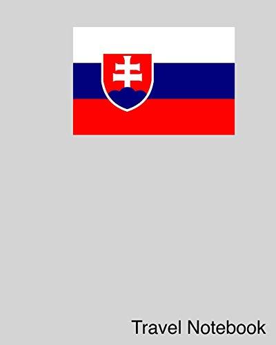 Travel Notebook: Slovakia Travel Journal and Trip Organizer [Lingua Inglese]
