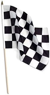 racer girl flag