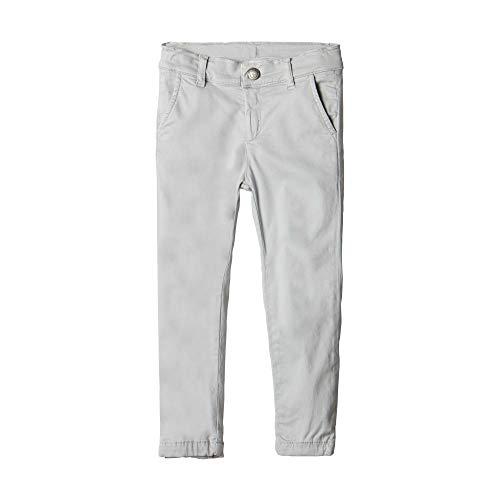 Steiff Hose Pantalon, Gris (Quarry 9007), 86 Bébé garçon