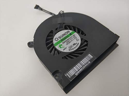 COMPRO PC Ventilador de refrigeración para Apple MacBook Pro 13' A1278 2554 Original 661-4946 922-8620 KSB0505HB 2008-2012 Sunon ZB0506AUV1-6A 661-4946