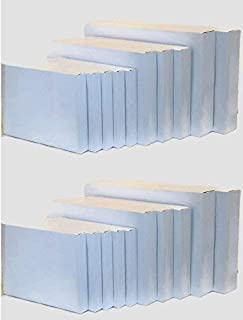 White Gift Box - 10 Pack Assortment - Great For All Occasions: Pack of 2 (20 total)