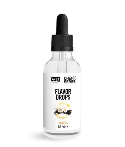 ESN Flavor Drops, Vanilla, 50ml