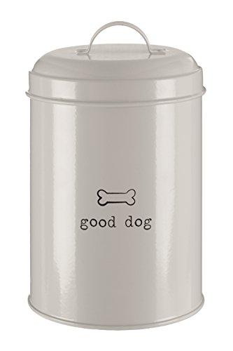 Premier Housewares Adore Pets 'Good Dog', barattolo per alimenti, 1,2 l, colore: naturale