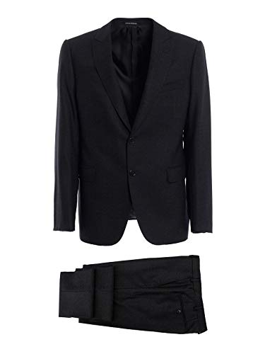 Emporio Armani Luxury Fashion Homme 11VMGB11606632 Gris Soie Costume | Printemps-été 20