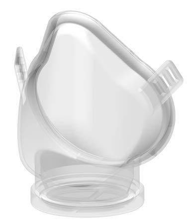 """Mascherina RESPIRA – KIT """"Consumer"""" con 10 Filtri eq Tipo II e 4 elastici"""
