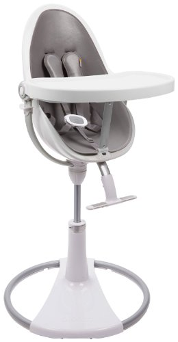 Great Price! Bloom Fresco Chrome + Pad Starter Kit - White Base - Snakeskin Grey