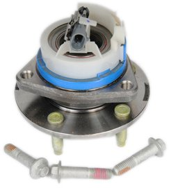 ACDelco 20-17 GM Original Equipment Rear Wheel Hub and Bearing Assembly with Wheel Speed Sensor and Wheel Studs