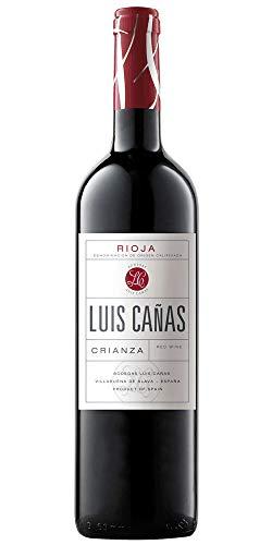 Vino Tinto Luis Cañas Crianza Caja 6 Unidades Rioja Alavesa 75 CL