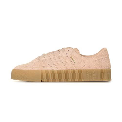 adidas Sambarose Zapatillas para Mujer Rosa, 40 2/3 EU