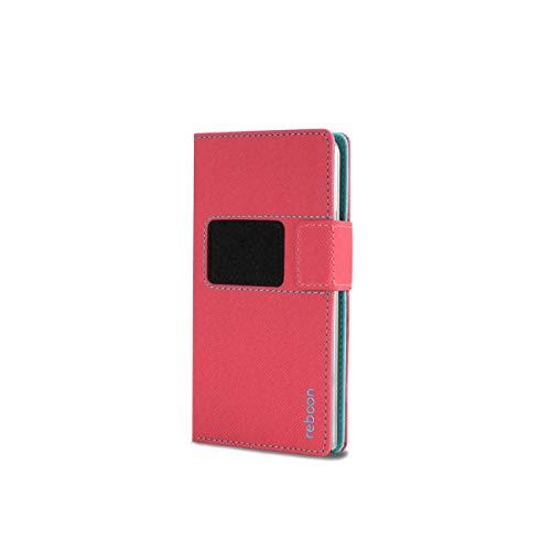 Hülle für Ulefone Future Tasche Cover Hülle Bumper | Pink | Testsieger