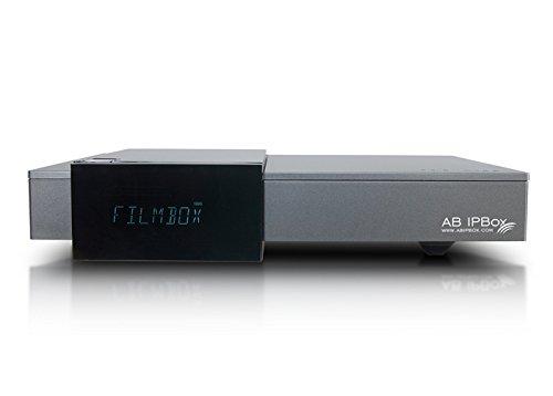 AB Cryptobox IP Prismcube Ruby Satellite HDTV Receiver (Twin DVB-S2 Tuner, USB, LAN, WiFi, XBMC Multimedia Part)