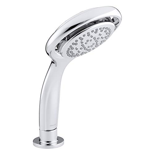 KOHLER Flipside Hand Held Shower Head 4 Functions, Polished Chrome, K-17493-CP