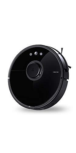 roborock S5 Robot Aspirador y Fregona, Robot Aspirador con Aspiración Potente de 2000Pa y Conectividad Wi-Fi, Navegación Inteligente y Batería con Capacidad de 5200mAh