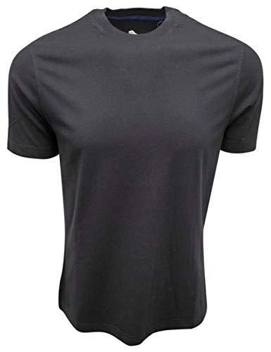 Tommy Bahama Men's Bali Skyline Crewneck T-Shirt (Medium, Black)