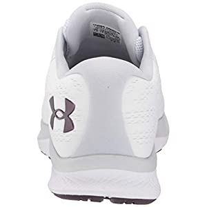 Under Armour womens Charged Bandit 6 Running Shoe, White (108 White, 7.5 US