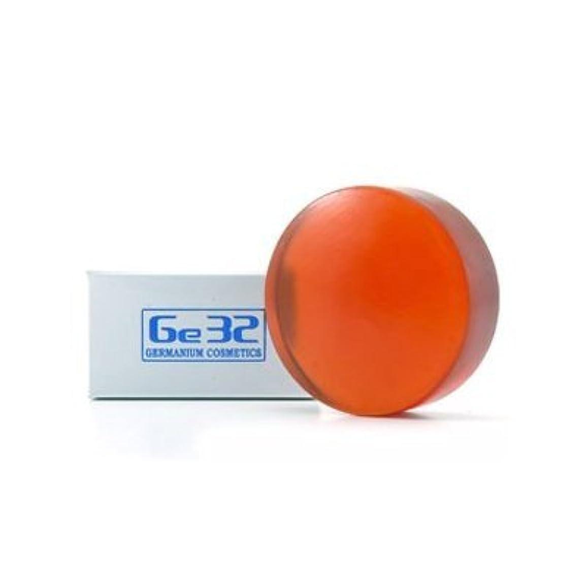 葉っぱ充電バドミントンベルクール フェイスクリエイト Ge ソープ 100g×2個セット