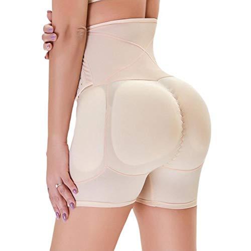UKKD Braguitas Moldeadoras para Mujer Cuerpo Shaper Mujeres Butt Lifter Shapewear Almacia...