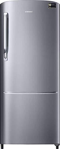 Samsung 212 L 3 Star Inverter Direct Cool Single Door Refrigerator(RR22T272YS8/NL, Elegant Inox)