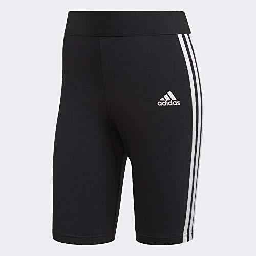 Adidas W Mh Co Shorts Mallas Mujer Negro/Blanco M