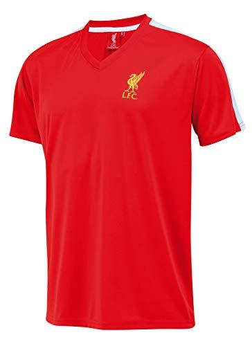 Liverpool Trikot LFC - Offizielle Sammlung - Junge Kindergröße 10 Jahre