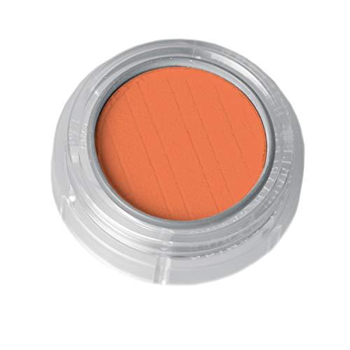 Lidschatten/Rouge, Döschen 2g, Farbe 553 Orange, Profi-Make-Up, sehr intensive Farbkraft