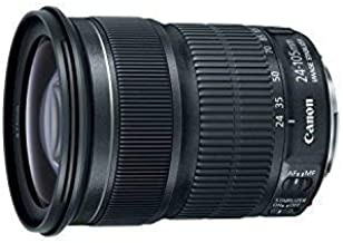 Canon 9521B002 EF 24-105mm f/3.5-5.6 is STM Lens (Renewed)