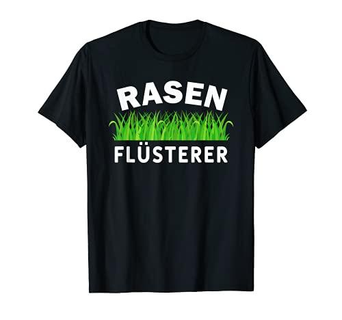 Rasenflüsterer - Gärtner Geschenkidee...