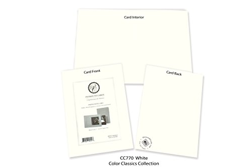 24 Photo Insert Note Cards Collections by Plymouth Cards (Classic)