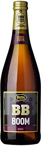 Barley - BB Boom - Birra Artigianale stile Strong Ale- 0,75 l