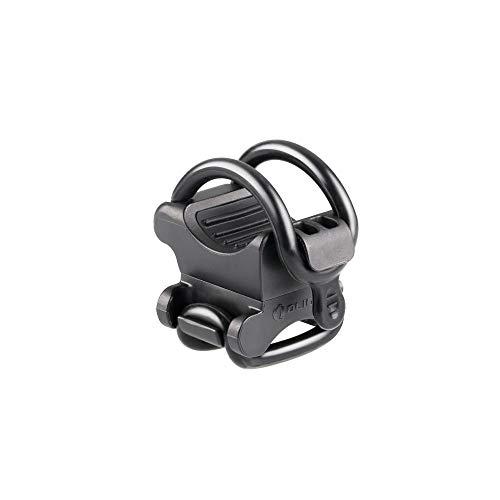 Olight FB-1 Universal Fahrradhalterung für Taschenlampe mit max. Durchmesser. von 10 mm bis 35 mm, Ideal für das Radfahren, verstellbare, Flexible, elastische Halterung - 5