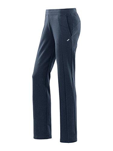 Joy Sportswear Freizeithose SINA für Damen - sportliche Jogginghose mit geradem Schnitt | Lange Sport Hose mit hohem Baumwolle & Stretch-Material Kurzgröße, 26, Night
