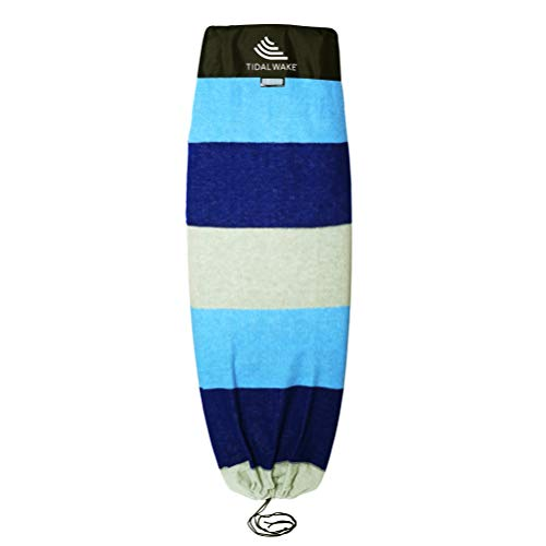 Tidal Wake TAG-IT Snub Nose Surf & Wake Board Sock Bag with Built-in Name Tag 58