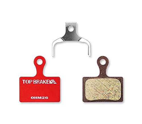 Top Brake Pastillas de Freno de Disco para Bicicleta de Carretera para...